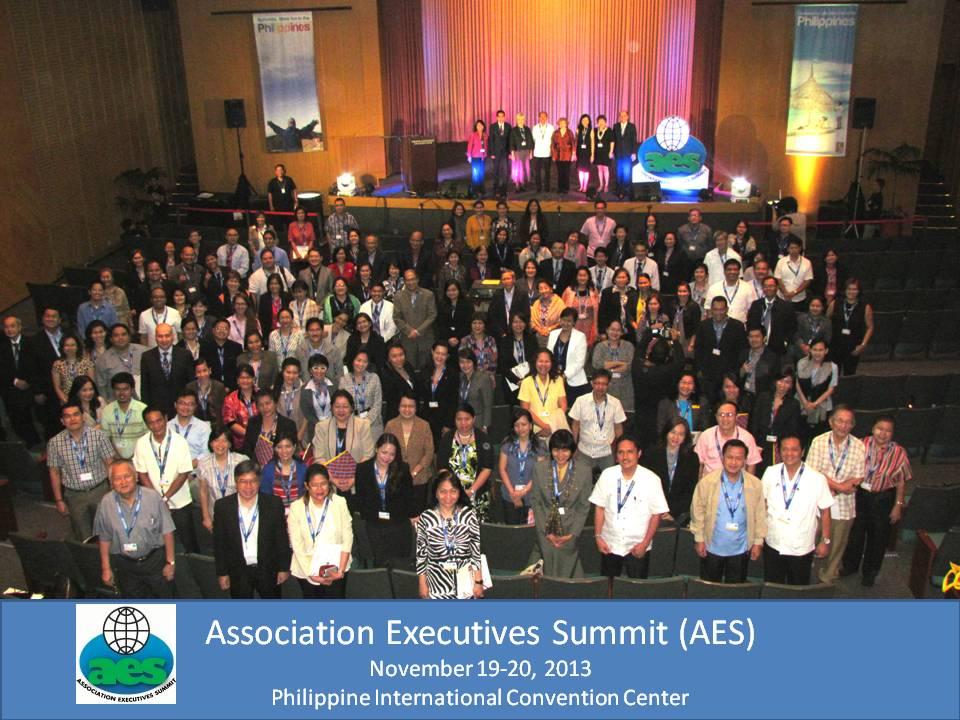 1st Association Executives Summit