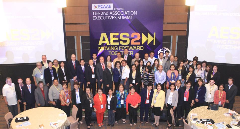Association executives hold Summit at PICC