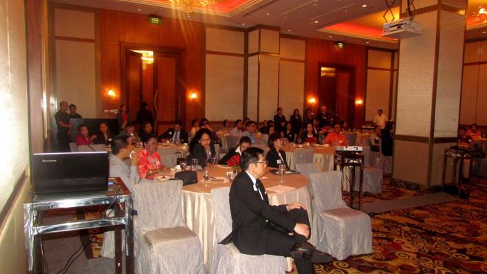 PCAAE, HelmsBriscoe, Manila Marriott Hotel hold seminar, sign cooperation pact