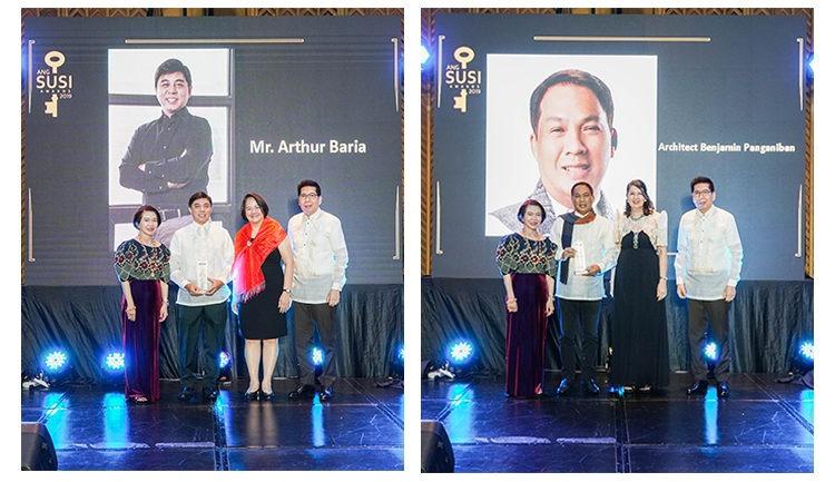 """UAP's Panganiban, PAA's Baria share Board Members of the Year Award"""