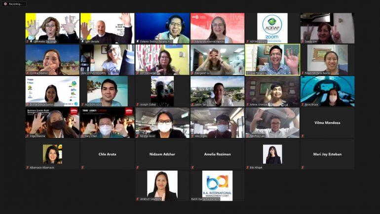 PCAAE, Visit Flanders organize 'legacy' webinar