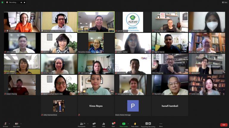 PCAAE runs webinar on enhancing member engagement