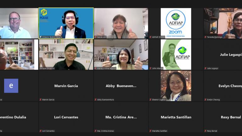 PCAAE runs webinar on leadership, governance and people dynamics